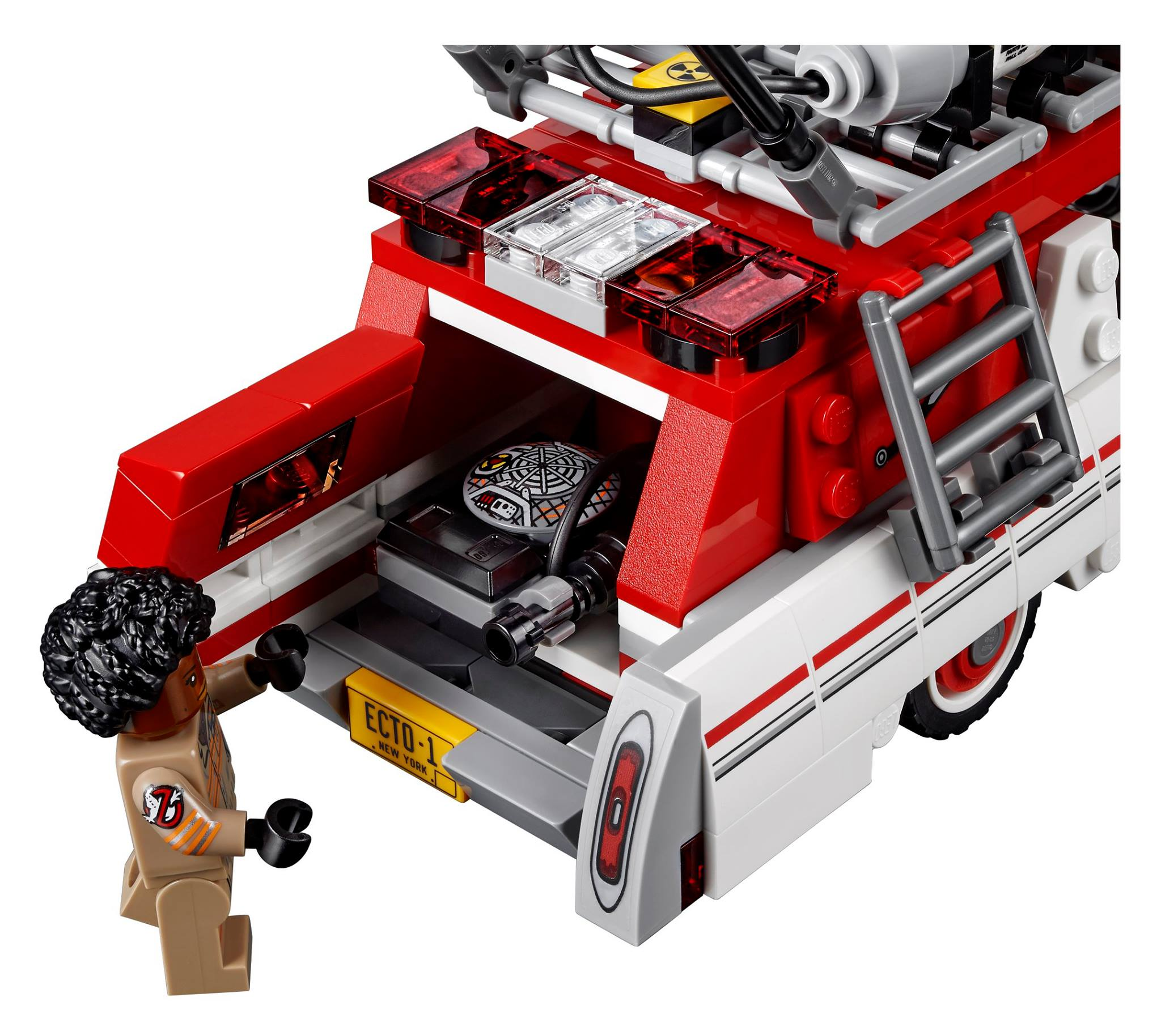 LEGO 75828 Ghostbusters Ecto 1&2