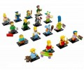 LEGO 71005 Simpsons Minifigures