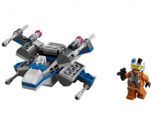 LEGO 75125 Star Wars X-Wing Fighter Ruch Oporu