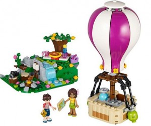 LEGO 41097 Friends 41097 Balon w Heartlake
