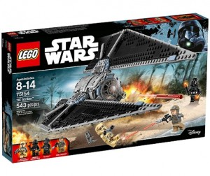 LEGO 75154 Star Wars TIE Striker
