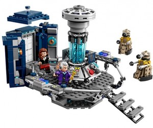 LEGO Ideas 21304 Doctor Who