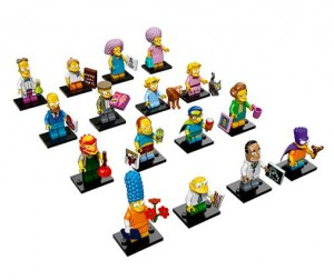 LEGO 71009 Minifigures Simpsons seria 2