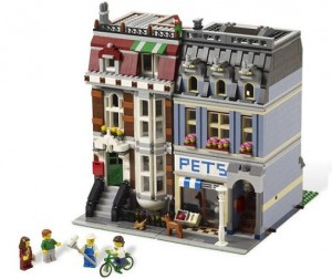 LEGO 10218 Pet Shop wiek 16+