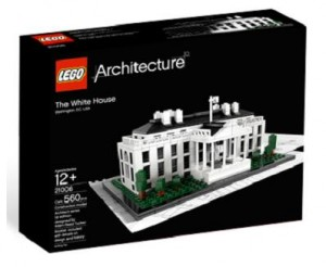 LEGO 21006 Architecture White House.