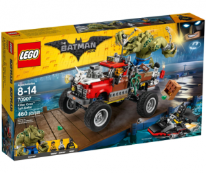 LEGO 70907 Batman Pojazd Killera Croca