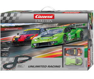 Carerra Evolution 20025221 UNLIMITED RACING
