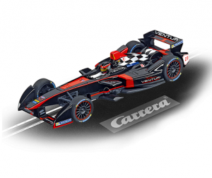 "Carrera Evolution 20027503 Formula E Venturi Racing ""Nick Heidfeld No.23"""