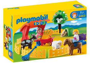 PLAYMOBIL 6963 Małe zoo