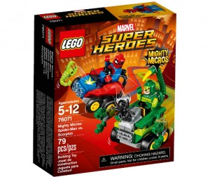 LEGO 76071 Super Heroes Mighty Micros Spider man