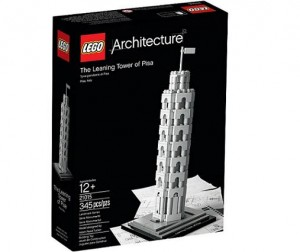 LEGO 21015 Architecture The Leaning Tower of Pisa