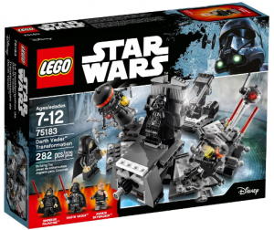LEGO 75183 Star Wars Transformacja Dartha Vadera™