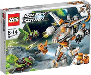 LEGO 70707 Galaxy Squad CLS-89  Eliminator
