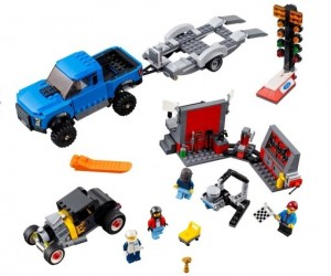 LEGO 75875 Speed Champions Ford F-150 i Ford model A