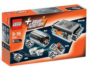 LEGO Technic 8293 Motor Set wiek 8-16