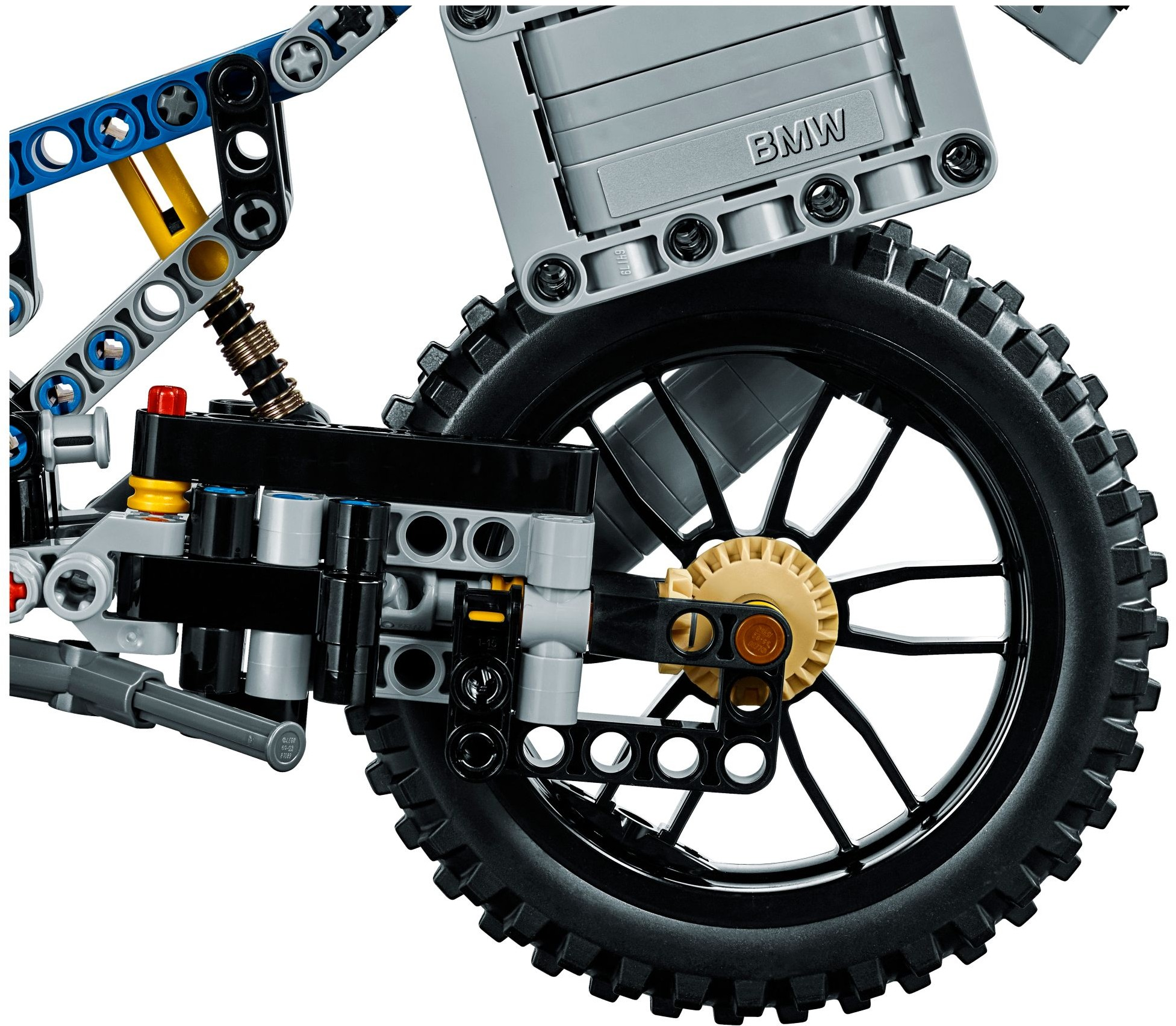 LEGO 42063 Technic BMW R 1200 GS