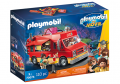 PLAYMOBIL THE MOVIE Food Truck Del'a