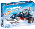 PLAYMOBIL 9058 Pojazd płozowy z piratem