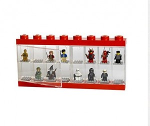 LEGO Minifigure Display Case pojemnik na minifigurki 16