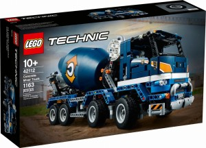 LEGO ® 42112 TECHNIC Betoniarka