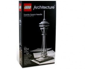 LEGO 21003 Architecture Seattle Space