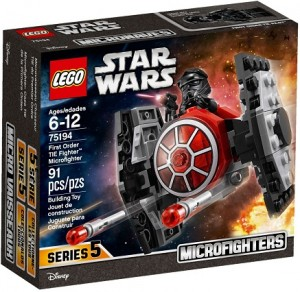 LEGO ® 75194 Star Wars Microfighters TIE