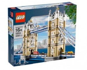 LEGO 10214 Tower Bridge wiek 16+