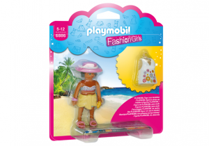 PLAYMOBIL 6886 Fashion Girl - Plaża