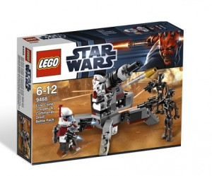 LEGO Star Wars 9488 Elite Clone Trooper & ...