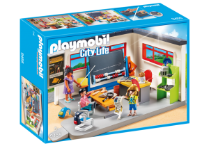 PLAYMOBIL 9455 Sala do lekcji historii