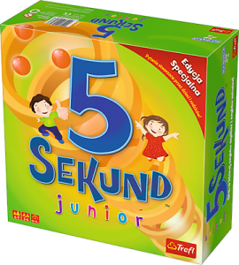Trefl 01643 5 sekund junior 2.0