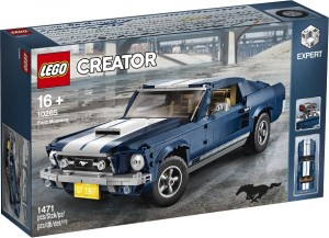LEGO ® 10265 Creator Ford Mustang