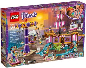 LEGO ® 41375 FRIENDS Piracka przygoda w Heartlake