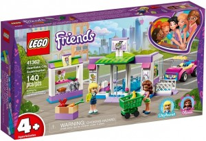 LEGO ® 41362 FRIENDS Supermarket w Heartlake