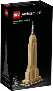 LEGO ® Architecture 21046 Empire State Building