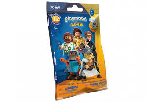 PLAYMOBIL: THE MOVIE - Figures (1. edycja)