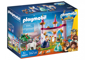 PLAYMOBIL: THE MOVIE Marla w bajkowym zamku