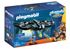 PLAYMOBIL: THE MOVIE Robotitron 70071