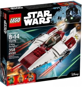 LEGO ® 75175 Star Wars A-Wing Starfighter