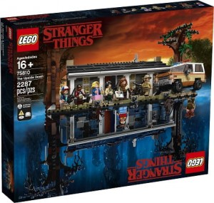 LEGO ®  75810 Stranger Things Druga strona