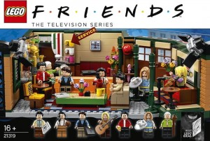 LEGO ® 21319 IDEAS Central Perk