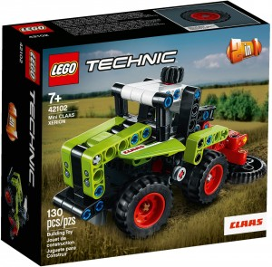 LEGO ® 42102 TECHNIC Mini CLAAS XERION