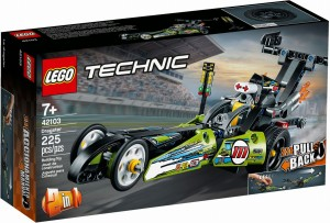 LEGO ® 42103 TECHNIC Dragster