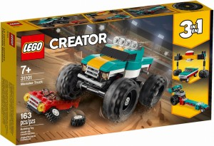 LEGO ® CREATOR 31101 Monster truck