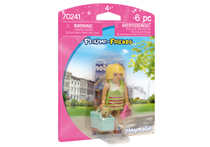 PLAYMOBIL  70241 Fashion girl