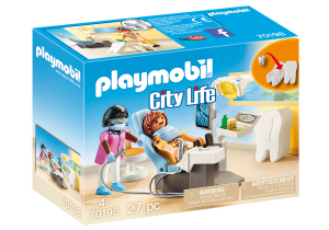PLAYMOBIL 70198 Dentysta