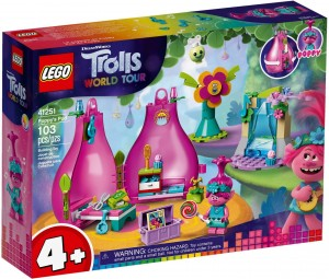 LEGO® TROLLS WORLD TOUR 41251 Owocowy domek Poppy
