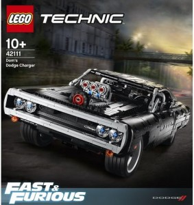 LEGO ® 42111 Technic Dom's Dodge Charger