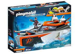 PLAYMOBIL 70002 Łódź Turbo
