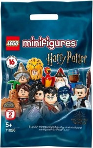 LEGO ® 71028  MINIFIGURES Harry Potter™ — seria 2